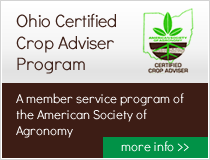 Ohio Certified Crop Adviser Program