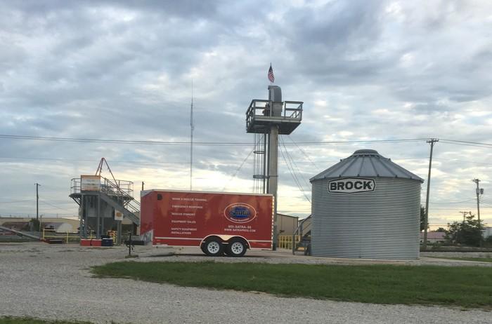 Grain Bin Entry Tech Rescue Training Offered for Grain Professionals