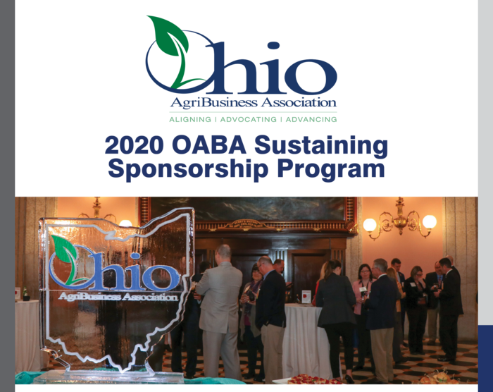 2020 Sustaining Sponsor Bulletin 01