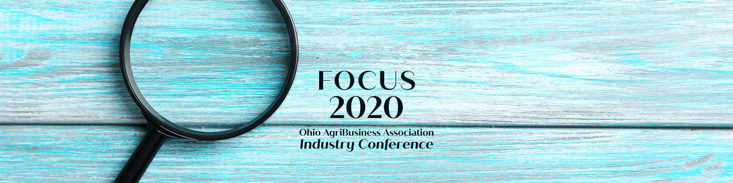Focus2020 Conference Header