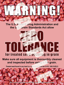 Zero Tolerance Poster Watermarked